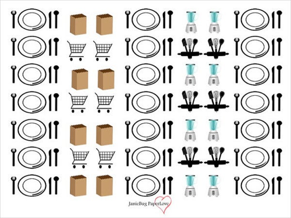 printable cooking icons2