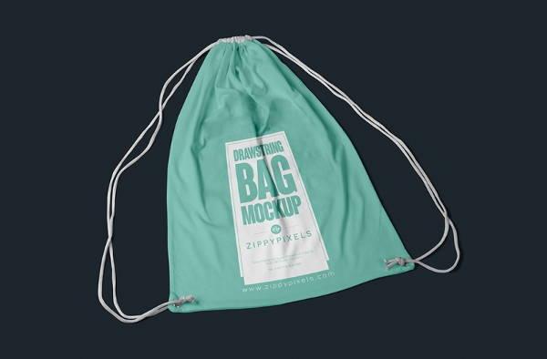 drawstring-backpack-mockup