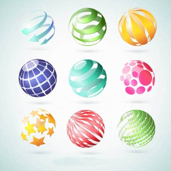 abstract-globe-vector