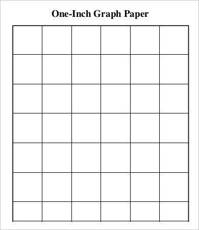 one inch printable graph paper koni polycode co