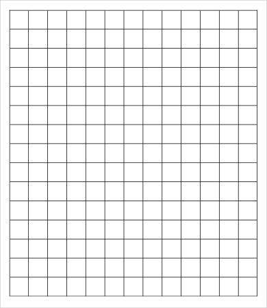 Large Graph Paper Template - 9+ Free Pdf Documents Download | Free