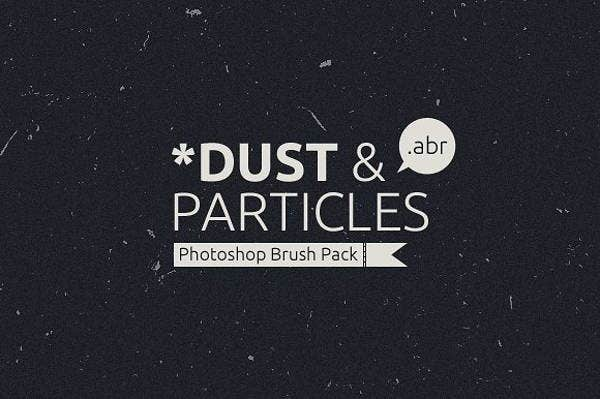 dust subtle brushes