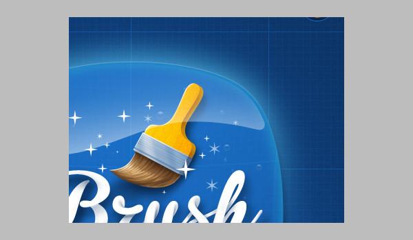 Tech Stars Brushes