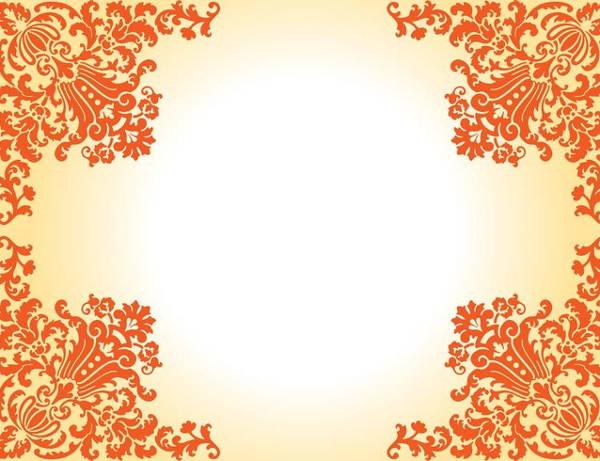 floral-frame-vector