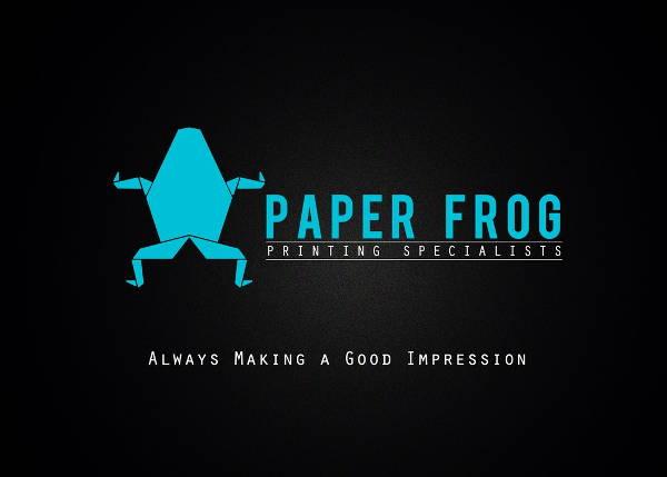 paper-frog-logo