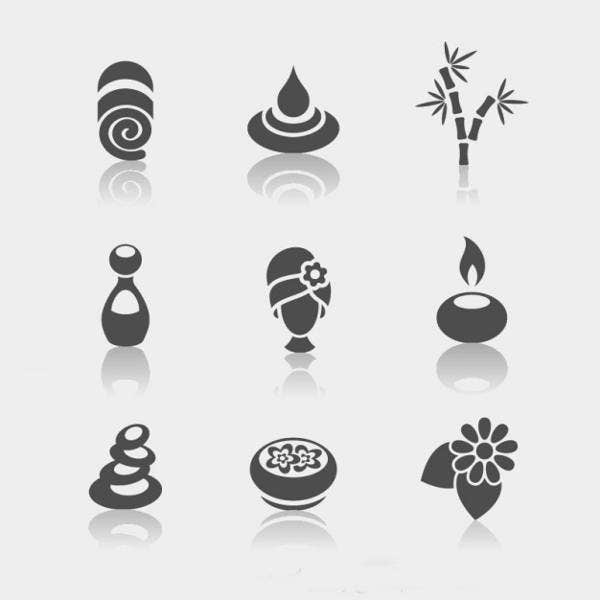 minimalist-spa-icons-set