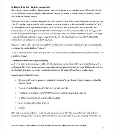 marketing white paper template