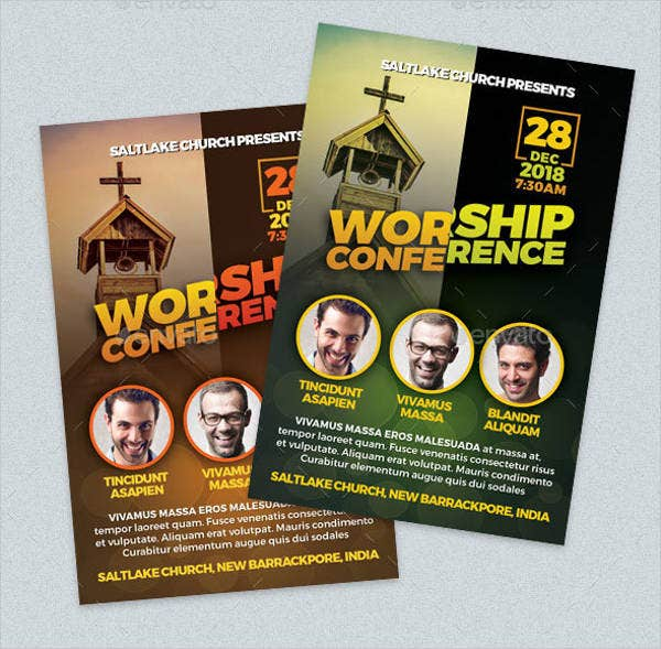 worship-conference-flyer