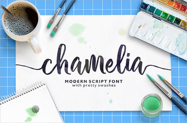 cursive-word-font