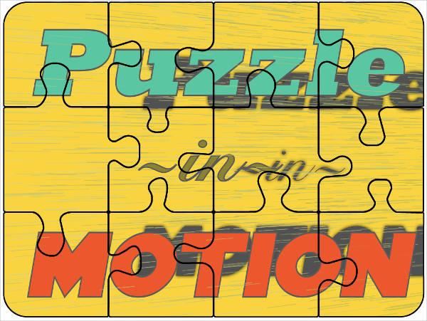 Square Puzzle Logo
