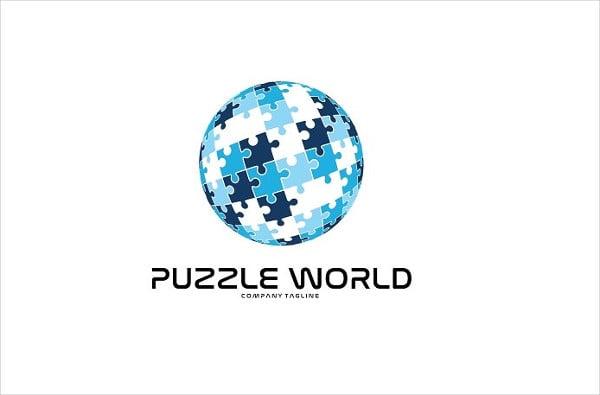 world-puzzle-logo