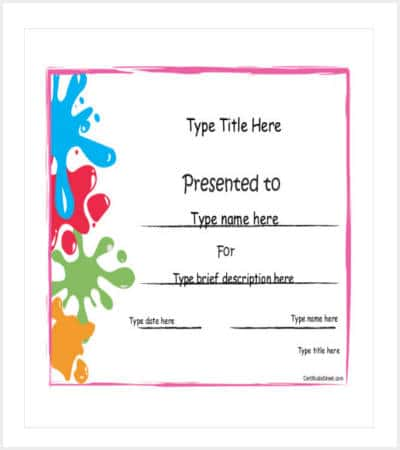sports achievement award template min