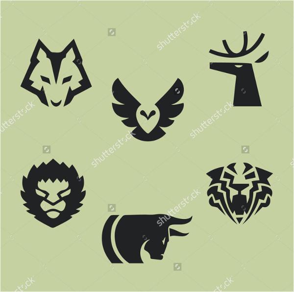 9  amazing wolf logo designs