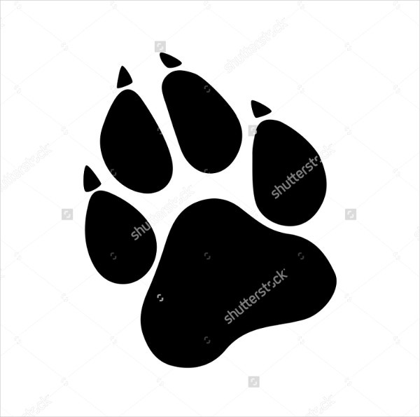 Wolf Paw Logo