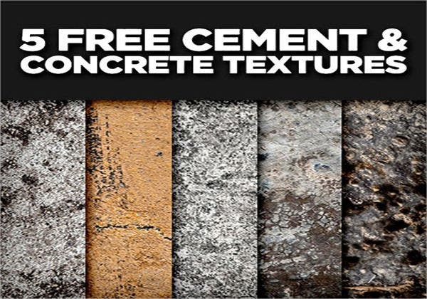 concrete texture brushes