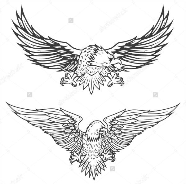 Eagle Claw Vector