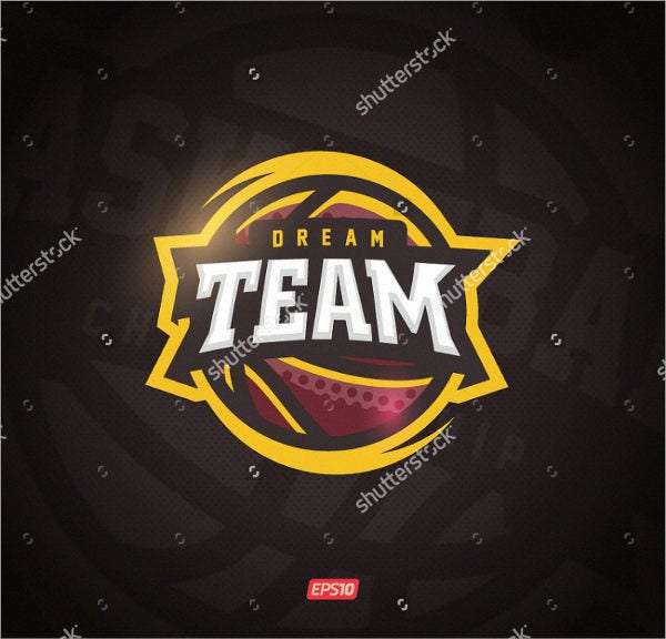 team-logo-vector