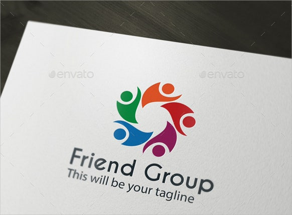 Friends Group Logo