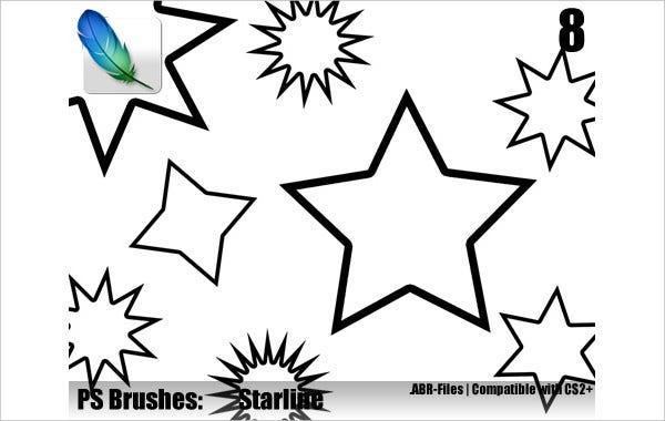 Star Line Brushes