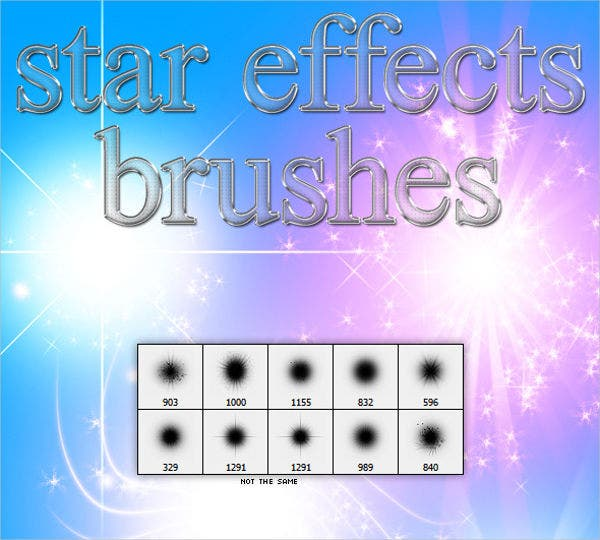 star-effect-brushes-photoshop
