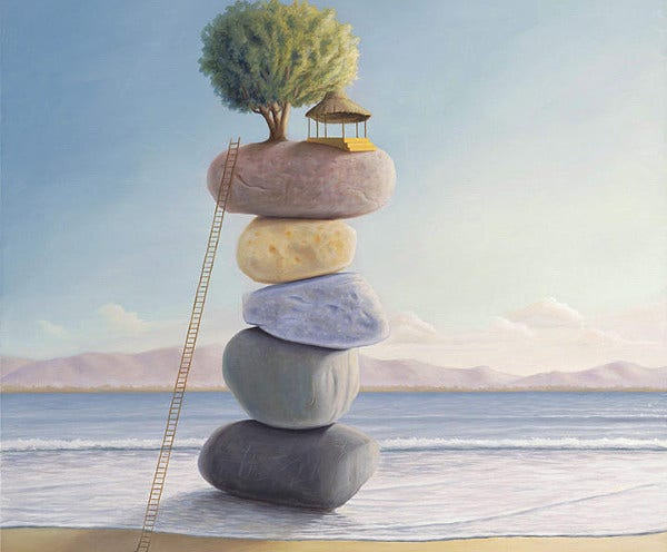 creative surreal paintings