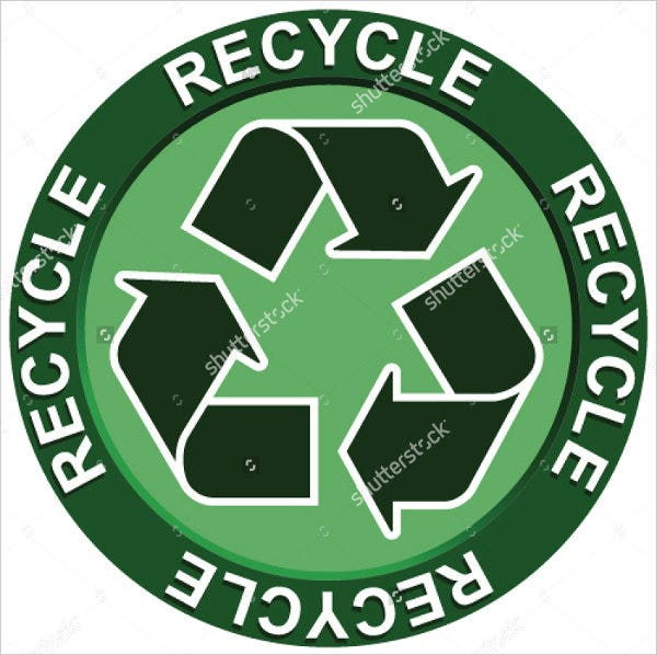 eco recycle logo