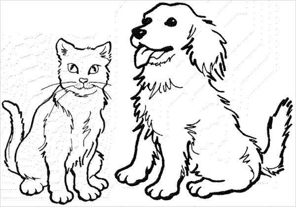cat-and-dog-coloring-page