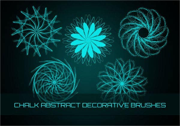 Chalk Decorative Brushes