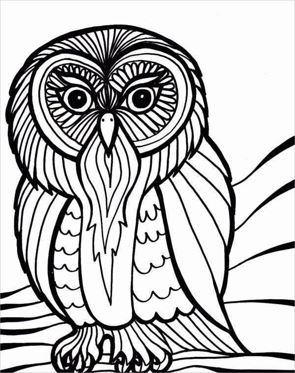abstract-owl-coloring-page