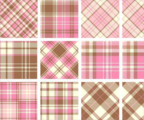 fabric plaid patterns