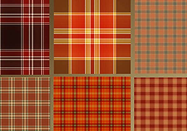 plaid checks patterns