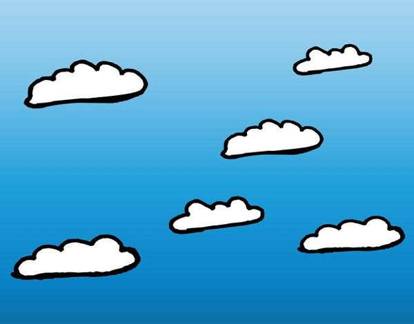 cartoon-clouds-vector