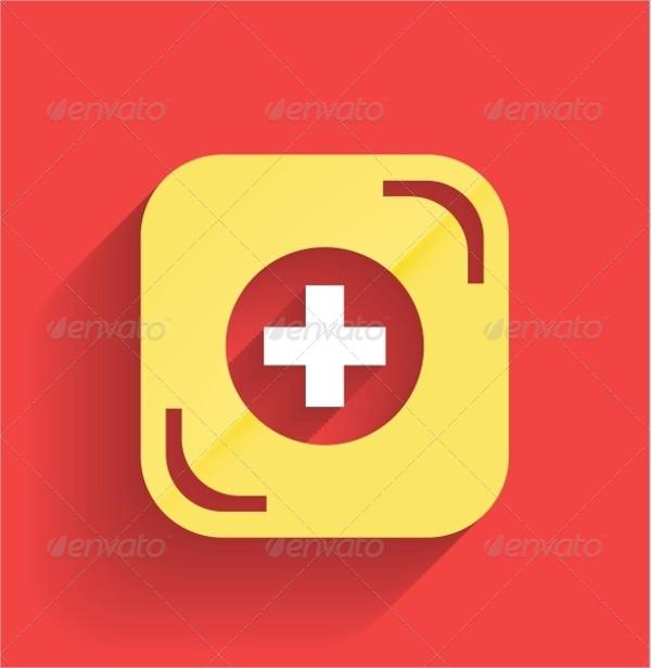 Help Icon Flat