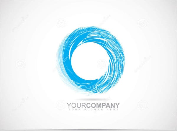 Corporate Circle Logo