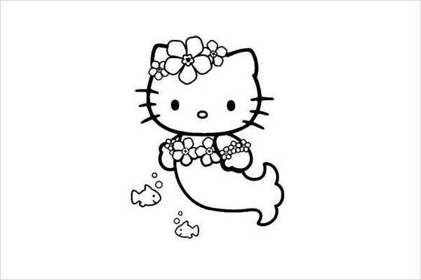 hello-kitty-mermaid-coloring-page