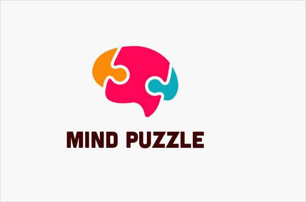 Mind Puzzle Logo