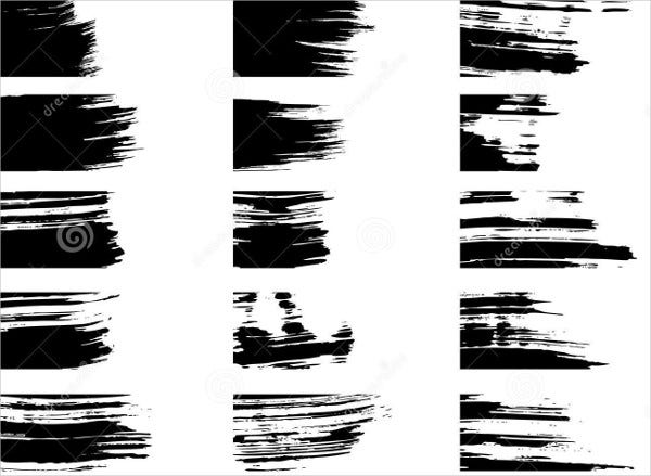 Line Patterns Brushes