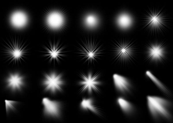 9 light brushes free sample example format download