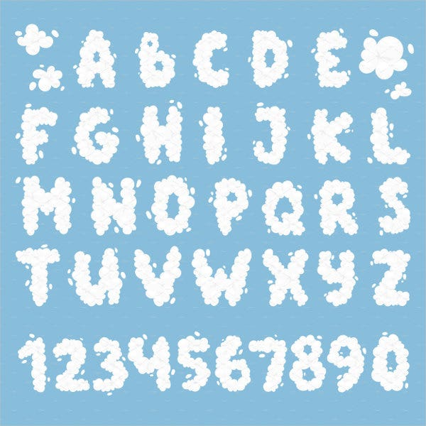 cloud-smoke-font