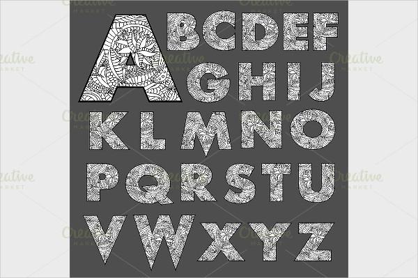 tattoo-alphabet-letter-font