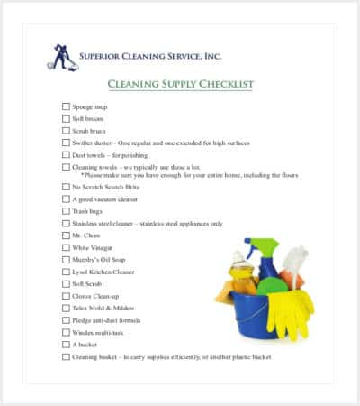 cleaning supply checklist template in pdf min