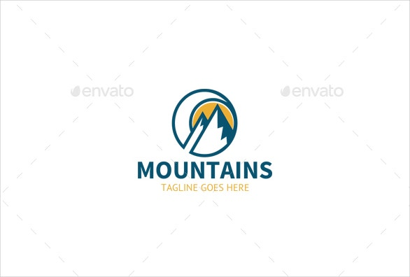 mountaineer-logo-template