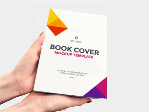 Booklet Cover Mockup