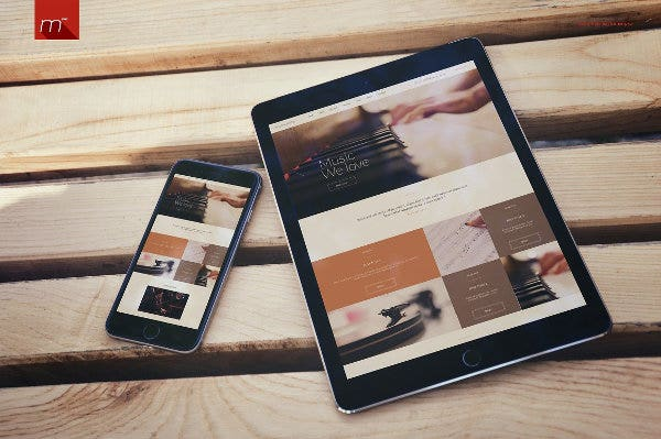 iphone and ipad mockup psd