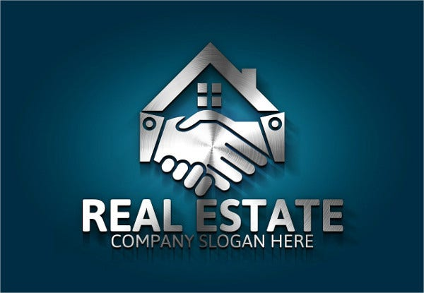 Real Estate Construction Logo