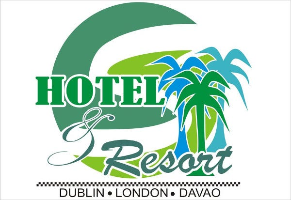 hotel and resort logo