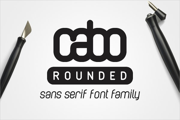 cabo-rounded-font