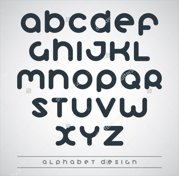 creative-rounded-font