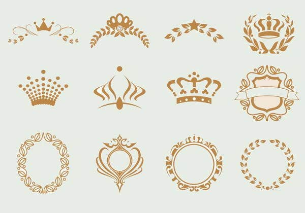 gold-crown-brushes
