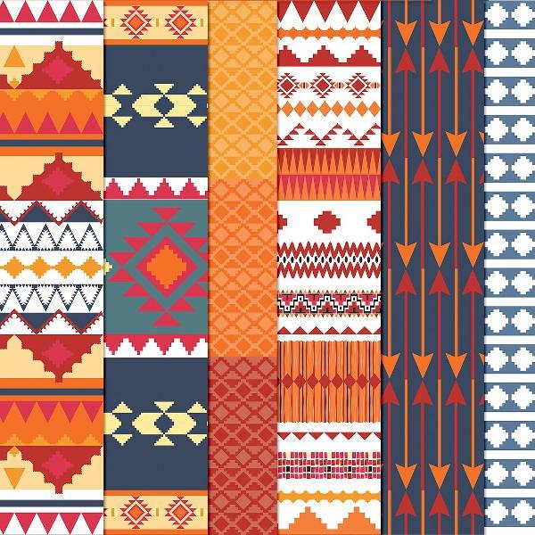 aztec-tribal-pattern